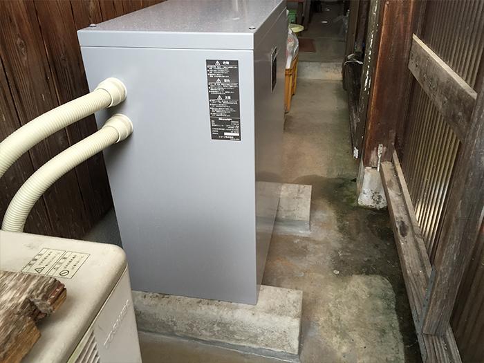Y.K様邸 蓄電池工事の画像