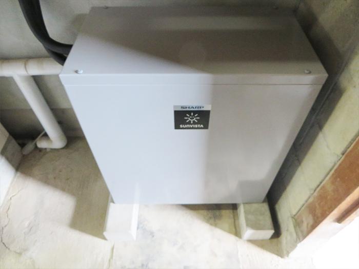 H.O様邸 蓄電池の画像