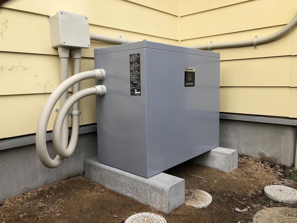 山口市 E.O様邸 蓄電池の画像